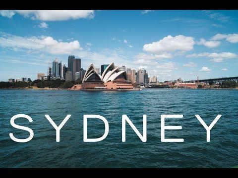 SYDNEY, AUSTRALIA 4K [Cinematic Travel Video]