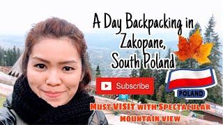 A Day Backpacking in Zakopane, South Poland