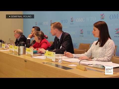 15th EMCC - Final Oral Round - Geneva 2017