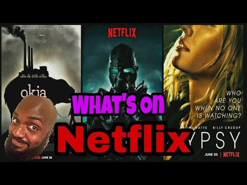What's on Netflix! Ep.2  Pighippos and G.I. JOE VS Casper?