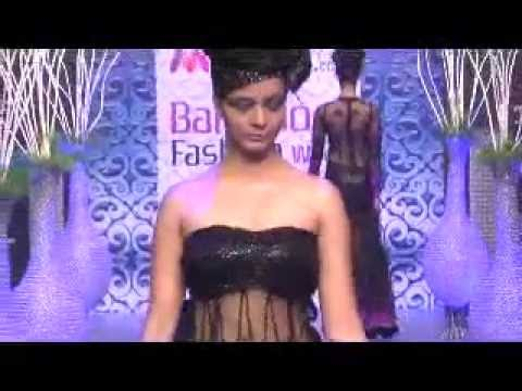 Designer Ramesh Dembla at Myntra.com Bangalore Fashion Week 11th Edition
