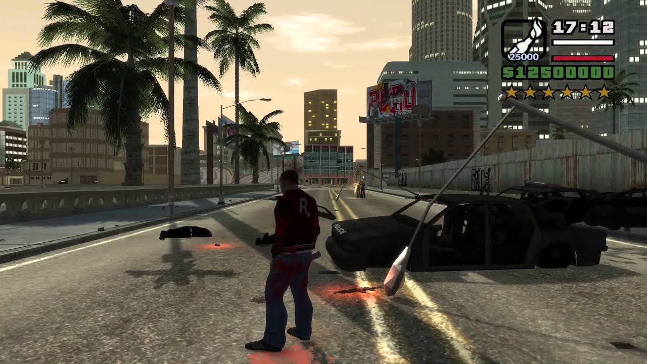 Wallpaper Gta San Andreas Hd God Of Fire Gta Iv San Andreas Sa On Iv S Rage Engine