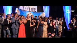 MAMMA MIA! Musical Wien 2014 Premiere