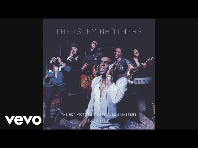 Heavy Hitters: An Interview With the Isley Brothers - PopMatters