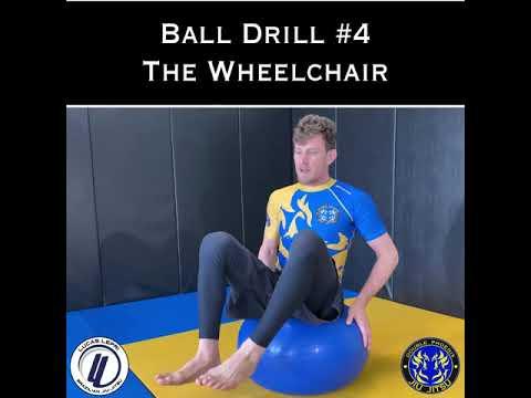 Double Phoenix-Bjj Ball Drills 1-5