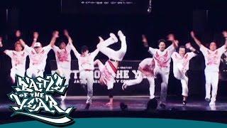 BOTY JAPAN 2012 - MORTAL COMBAT (SHOWCASE) [BOTY TV]