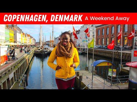 EP #39 | A WEEKEND IN COPENHAGEN, DENMARK | Tabitha Laker