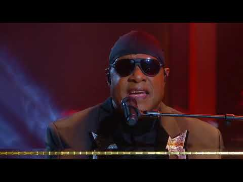 Stevie Wonder Easy Lionel Richie tribute
