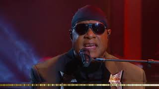 "Stevie Wonder ""Easy"" Lionel Richie tribute"