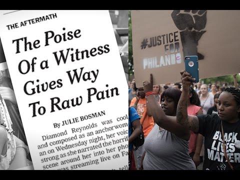 Live Video and the Death of Philando Castile