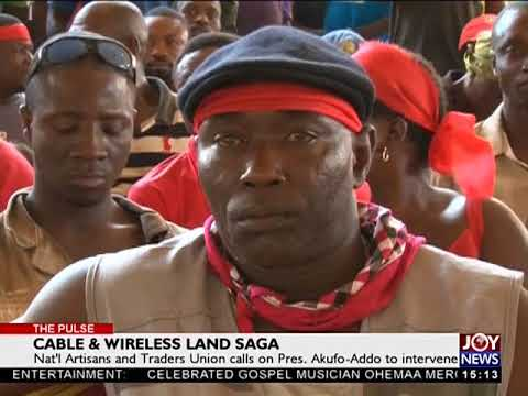 Ghana Mourns KABA - The Pulse on JoyNews (21-11-17)