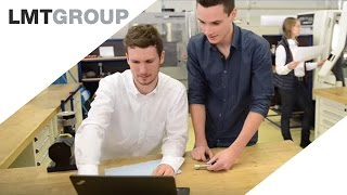 Duales Studium bei LMT: StudiLe Maschinenbau | LMT Group