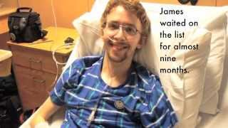 James Quest For Lungs Update 2013