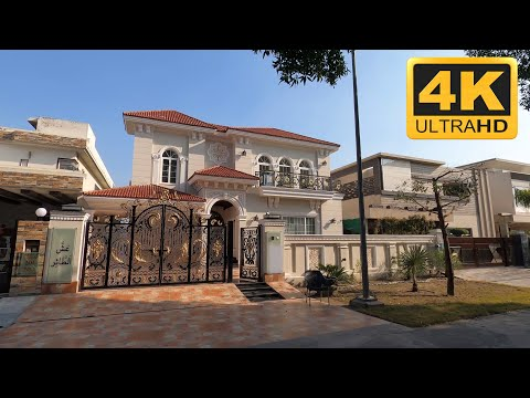 Classical House Designed & Constructed In DHA Phase 5 By Syed Brothers