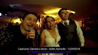 Casamento Gabriela e Renan 14 09 2018