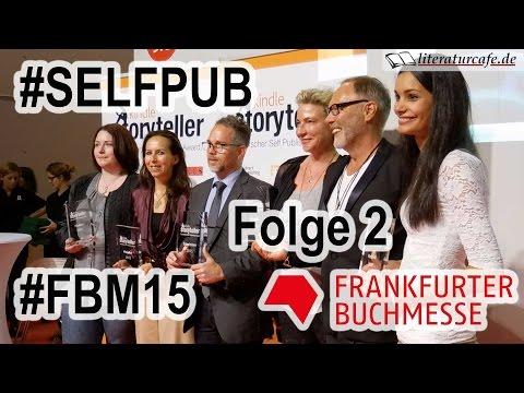 Der Amazon Self-Publishing Award und das Autorensofa – Self-Publishing-Podcast (2) #FBM15