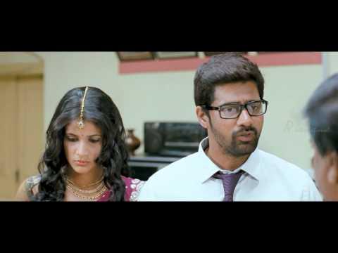 Bramman   Tamil Movie   Scenes   Clips   Comedy   Songs   Naveen Chandra visits Sasikumar's house