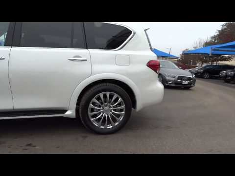 2015 infiniti qx80 san antonio austin houston dallas new braunfels tx i15130 youtube. Black Bedroom Furniture Sets. Home Design Ideas
