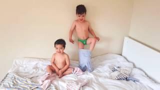 My Boys Plus Merino Kids Pajamas