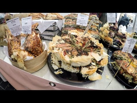 London Travel. A Walk Around the Curious Stalls of Greenwich Market