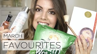 March Favourites 2016 // Beauty & Lifestyle // Rachael Jade