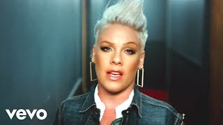 P!nk - Hurts 2B Human ft. Khalid (Official Video)