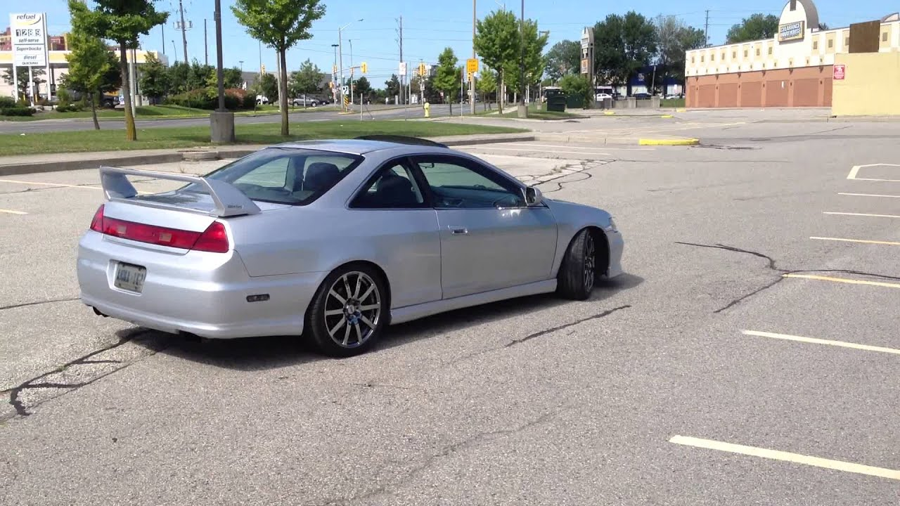 2001 Mugen Honda Accord - YouTube