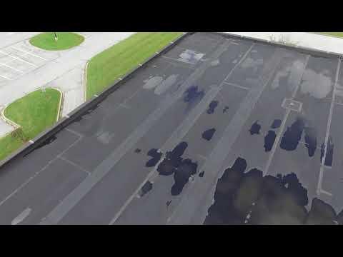 Flyover of North Carroll High School