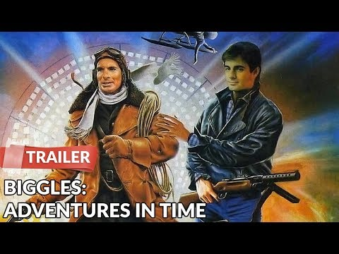 Biggles: Adventures in Time 1986  HD  Neil Dickson