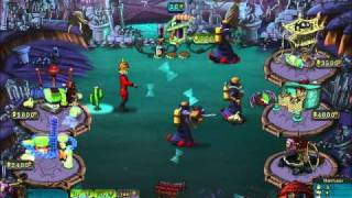 Vampires vs Zombies Level 65