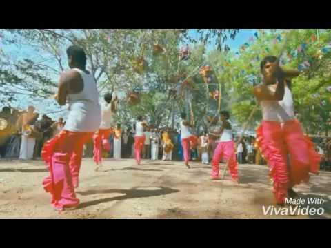 Kodi - Kodi Parakkudha Tamil Lyric   Dhanush, Trisha   Santhosh Narayanan