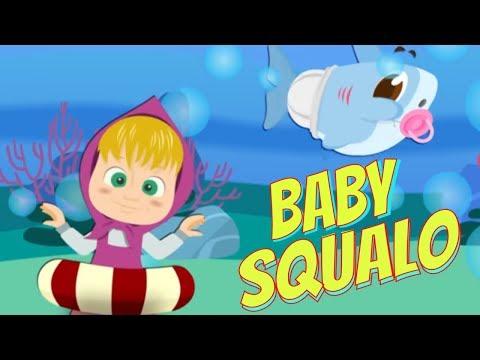 Baby Squalo Masha e Orso Canzoni per Bambini di Dolci Melodie