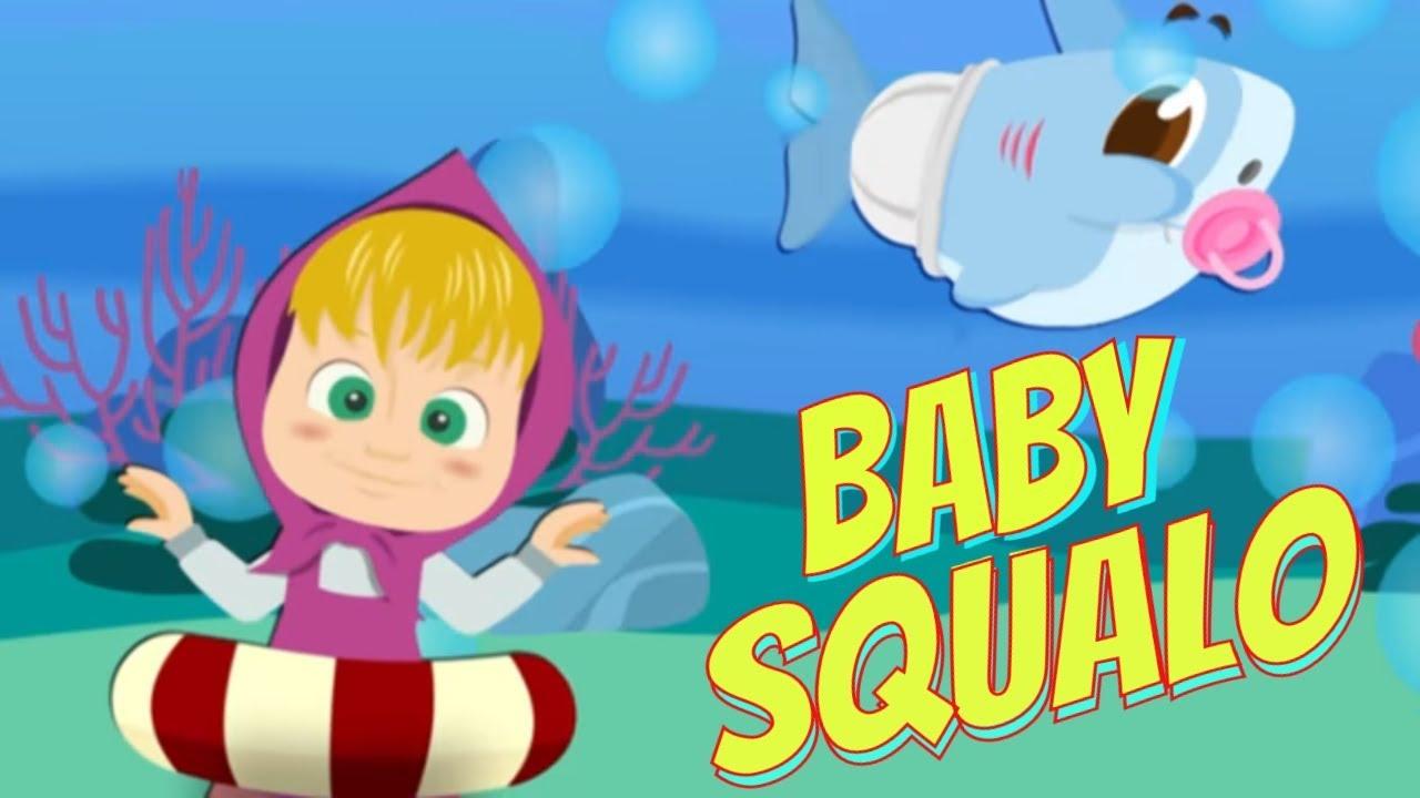 baby squalo baby shark italiano canzoni per bambini di