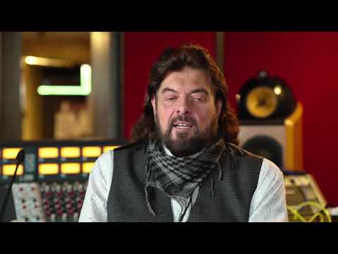 """Alan Parsons - Making of """"One Note Symphony"""" (From The New Album, """"The Secret"""")"""