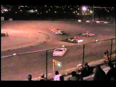 Texas Thunder Speedway July 23, 2011 IMCA Stock Car A-Main