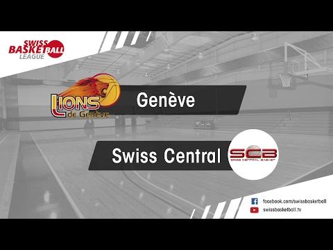 AM_D17: Genève vs Central