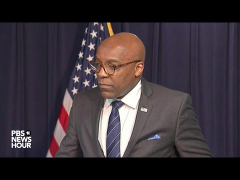 WATCH LIVE: Illinois Attorney General Kwame Raoul to discuss Jason Van Dyke case