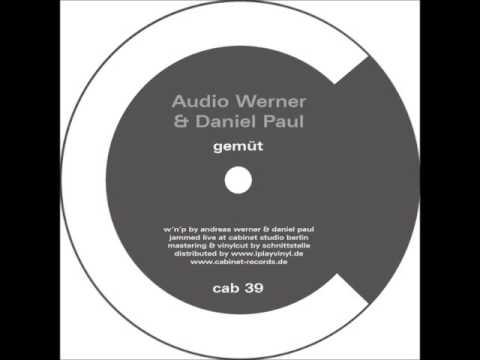 Audio Werner & Daniel Paul - Gemüt