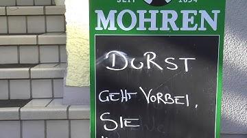 Beliebtestes Restaurant 2012: Reblaus in Bregenz
