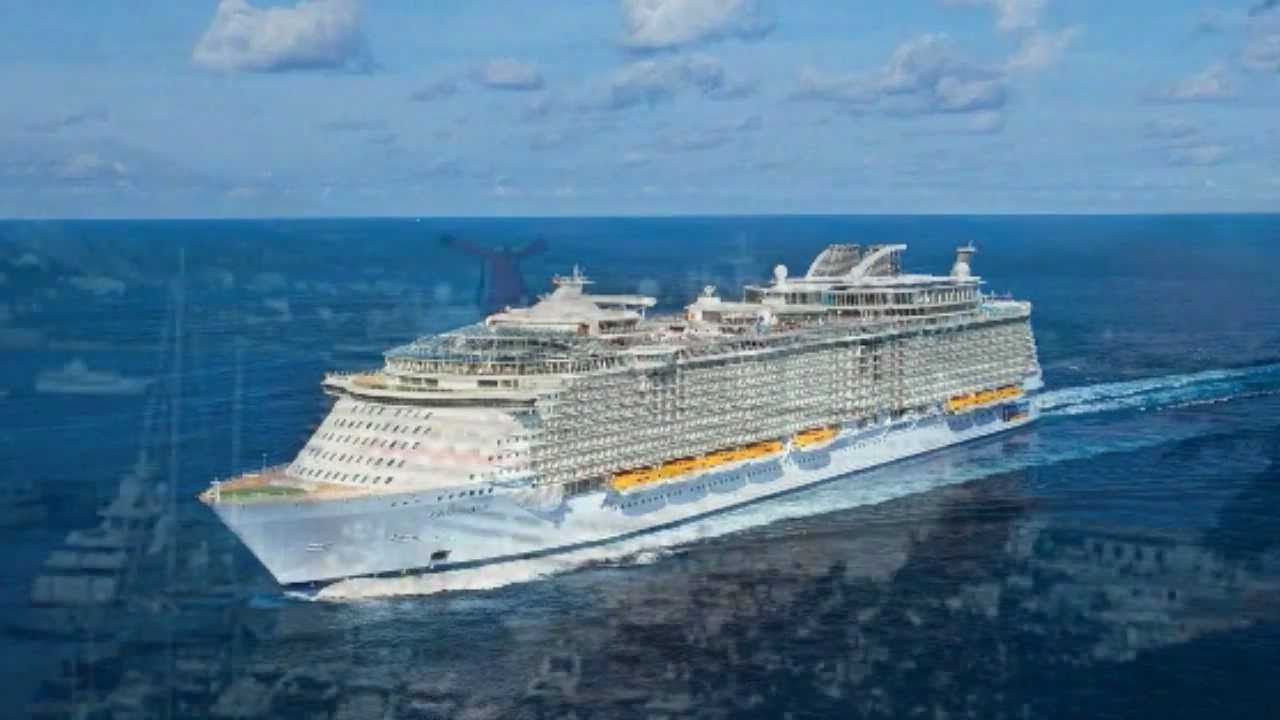 """OASIS OF THE SEAS"" LA NAVE DA CROCIERA PIU' GRANDE DEL ..."