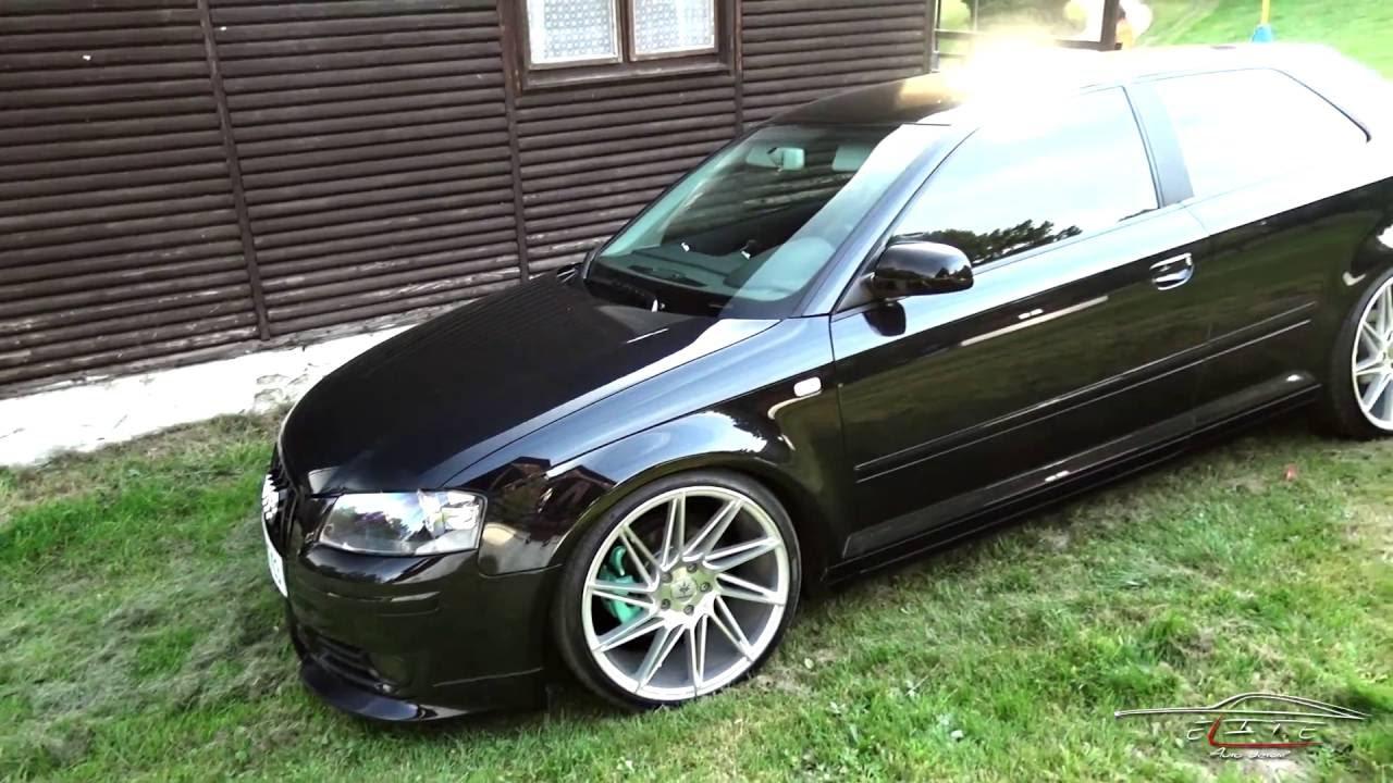 Audi A3 Verde Wheels Youtube