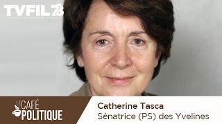Le Café Politique n°18 : Catherine Tasca, sénatrice (PS) des Yvelines