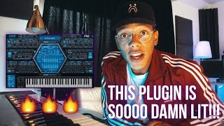 THIS PLUGIN IS ONE OF MY NEW FAVORITE VST'S FOR FL STUDIO!!! (Hive Plugin Review)
