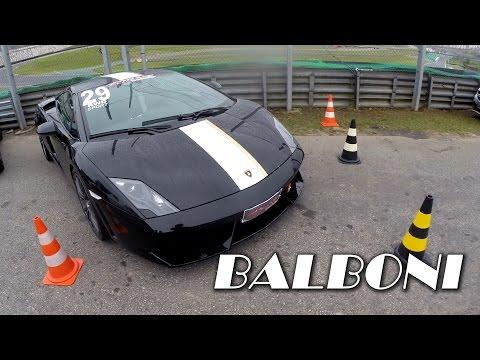 Lamborghini Gallardo LP550-2 Valentino Balboni (Nero Noctis)
