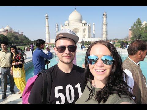 Agra | Taj Mahal | India | Vlog Ep 2 | Travel Vlog