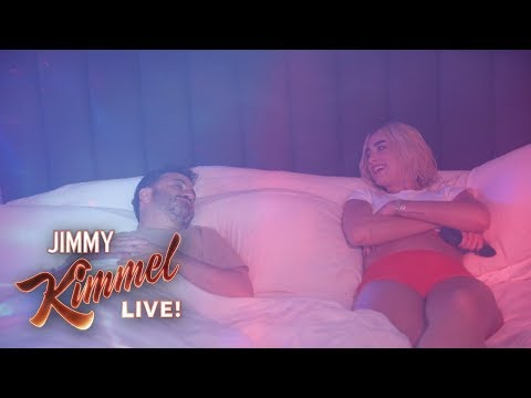 Don Action Jackson - Jimmy Kimmel Gets Woken By Pop Star And Her Dancers... AGAIN