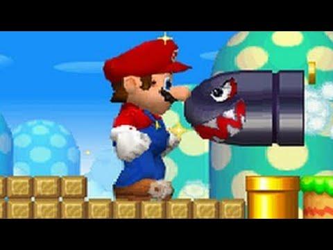 New Super Mario Bros Ds All 18 Secret Exit Locations
