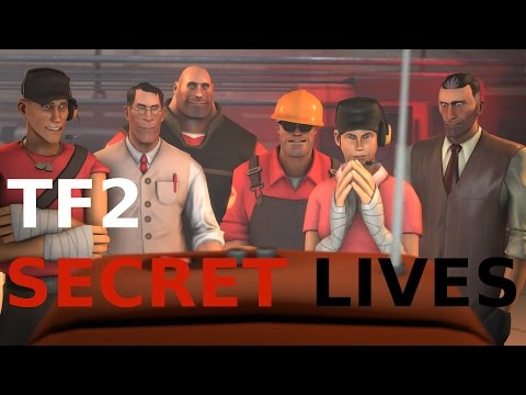 TF2 Secret Lives (SFM)
