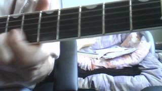 Scotty Moore Solo Any Place Is Paradise  Guitar Lesson