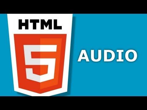 HTML5 - Audio